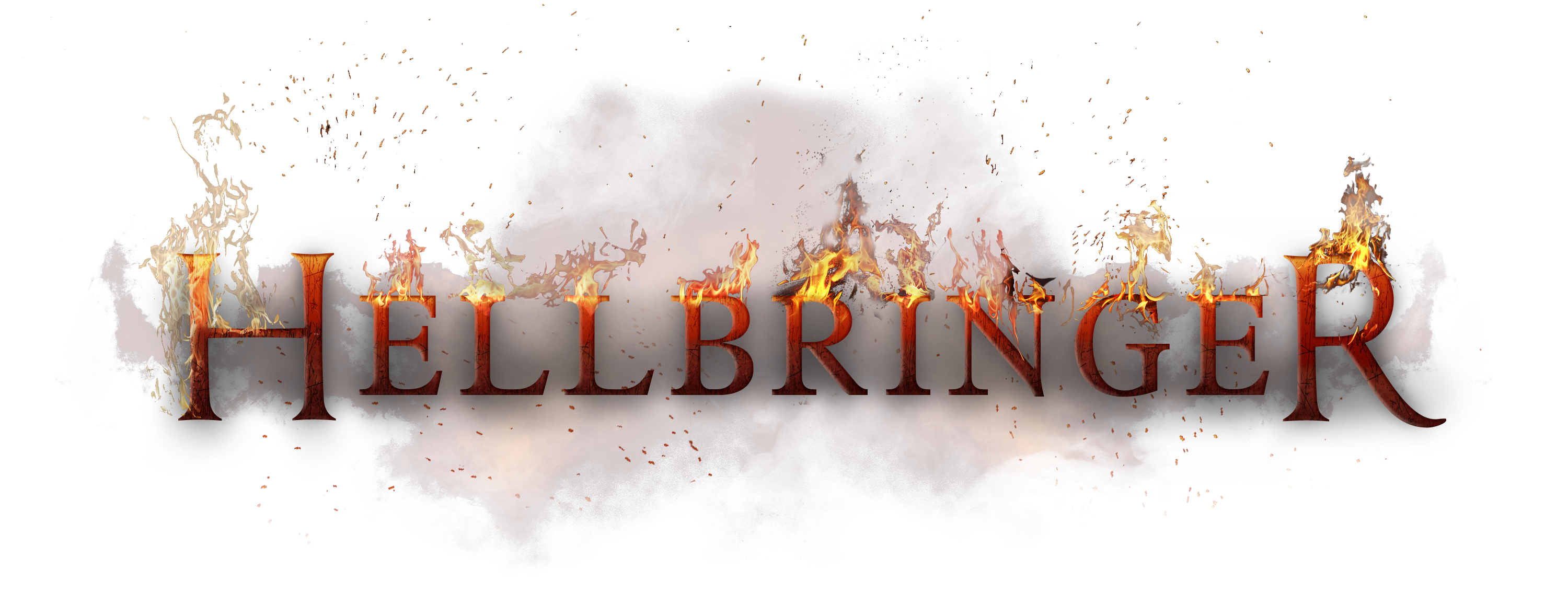 HELLBRINGER is an RPG card game (1-3 player) where you play as a hero venturing into the darkness of the tomb of a mighty demon.
